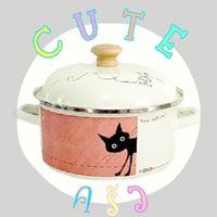 Cute ครัว : ขายเครื่องครัวของใช้น่ารัก ๆ เกร๋ ๆ