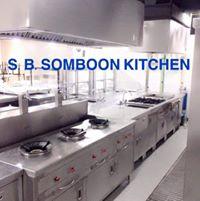 เครื่องครัวสแตนเลส S.B.Somboon Kitchen - 027221614